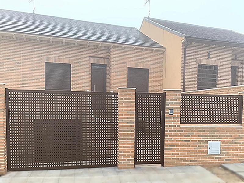Cerrajería de vivienda en Seseña (Toledo).
