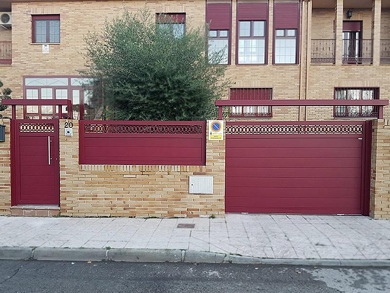 Cerrajería de vivienda en Arroyomolinos (Madrid)